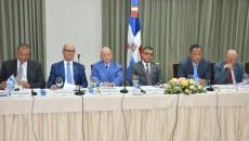 Comisión Especial que estudia propuestas para escogencia Cámara de Cuentas evalúa aspirantes