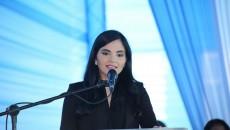 Directora del INAIPI en su discurso central