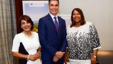 Principal-Kirsis Mendez, Andrés Pichardo y Sarah Pelegrín