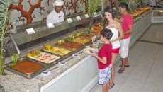 Restaurante Buffet en Hotel Grand Palladium Punta Cana