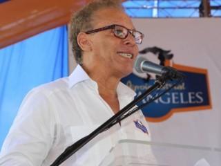 Angel Rondón, representante de Odebrecht en República Dominicana.