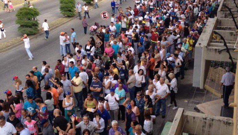 MUD convoca a paro cívico nacional de 24 horas para este jueves
