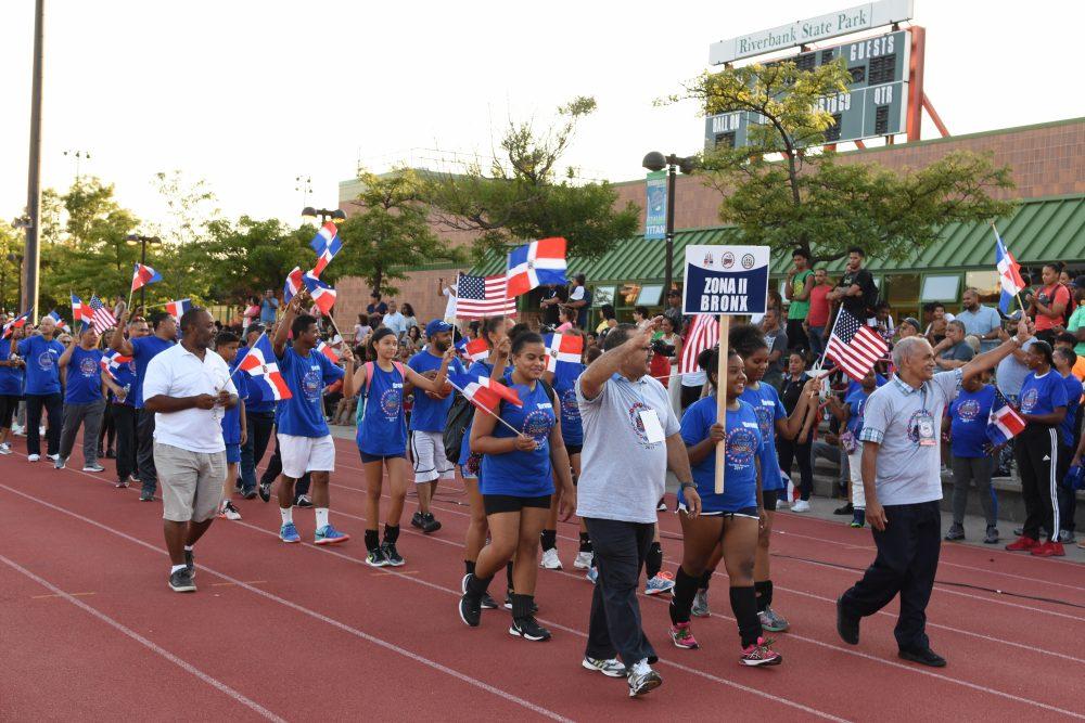 Juegos patrios unen a dominicanos en Nueva York - DiarioDigitalRD