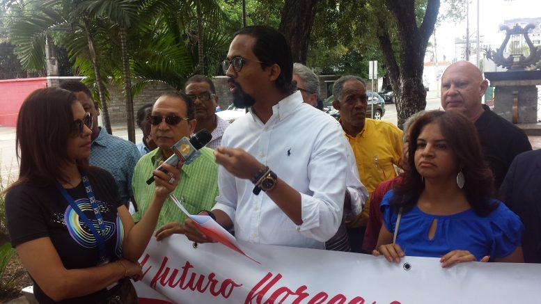 Marcha Verde se desvincula de grupo propuso suprimir período de Medina