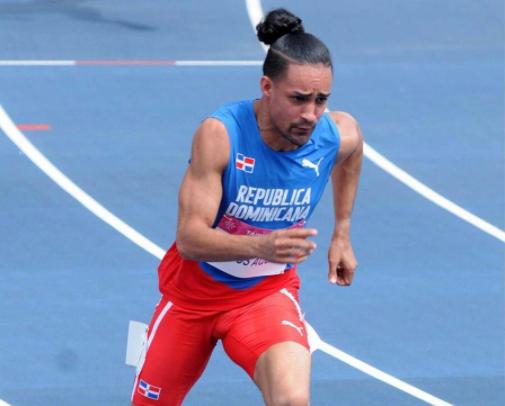 Luguelin Santos conquista medalla de oro en Taipei
