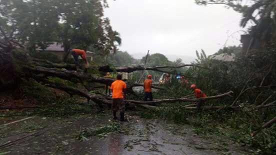 República Dominicana emite vigilancia de huracán por Irma