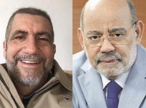Resultado de imagen para Periodistas César Medina y Cruz Trifolio