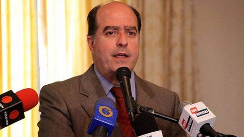 Borges rechazó invitación de Maduro para reunirse en Miraflores