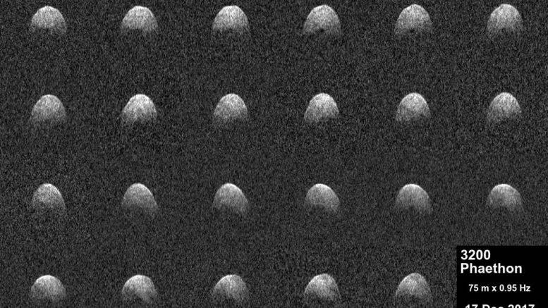 Asteroide de hielo y materia oscura fotografiado por la NASA