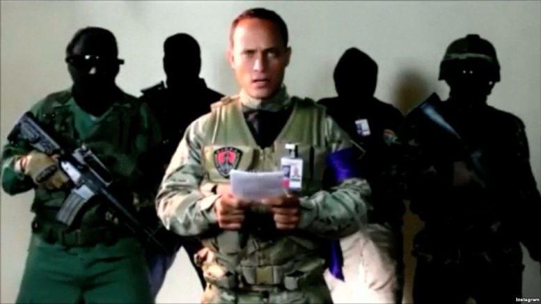 Venezuela confirma muerte de policía rebelde
