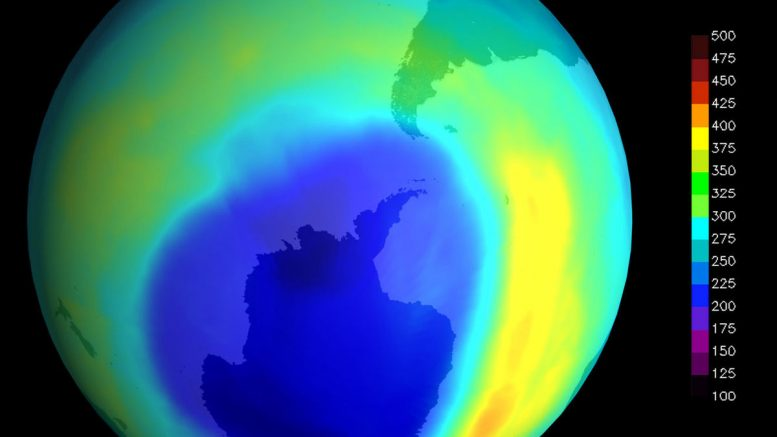 Agujero de ozono está recuperándose gracias a un NO a CFC — NASA
