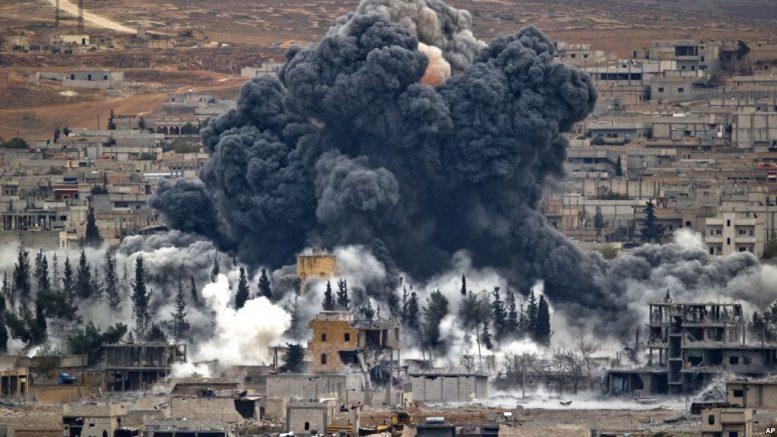 Repele un ataque de milicias partidarias de Al Asad contra sus aliados