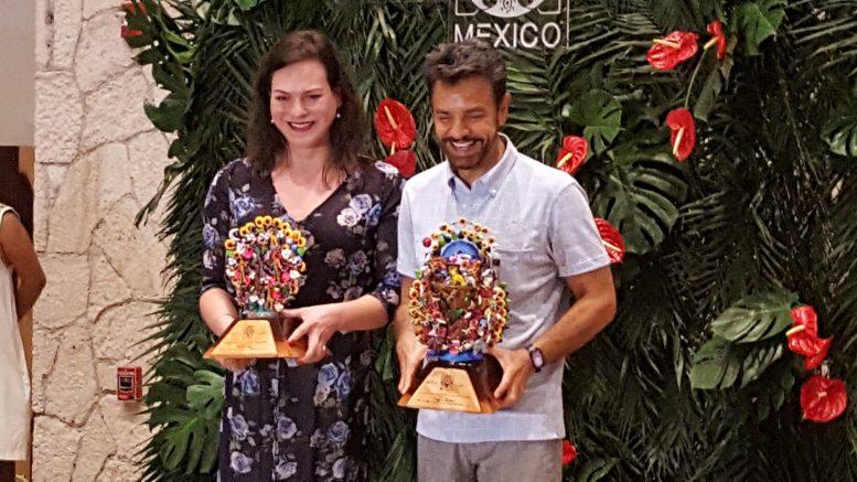 Eugenio Derbez reconoce creatividad de latinos en el cine