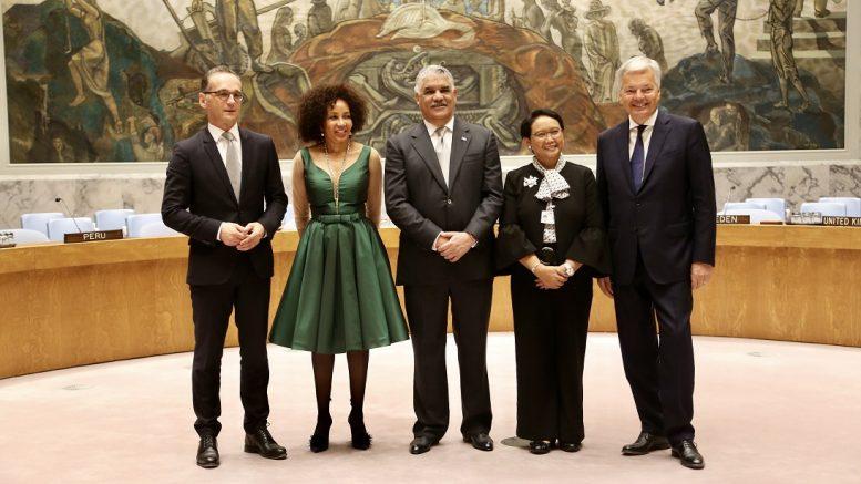 República Dominicana elegida miembro del Consejo de Seguridad de Naciones Unidas