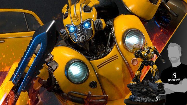 Llega 'Bumblebee', la nueva película del universo Transformers