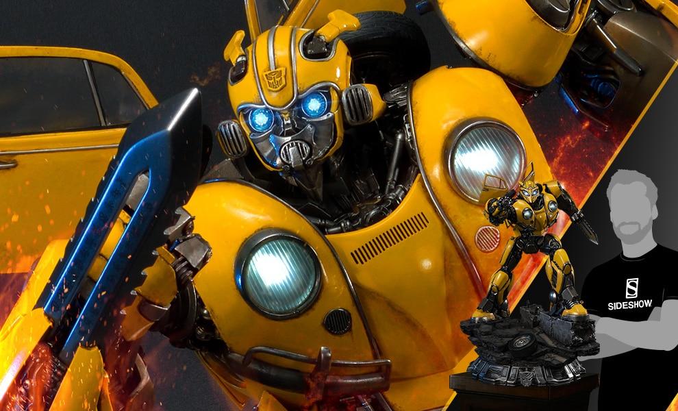 """""""Bumblebee"""" llegará a la sala de cines dominicanos ..."""