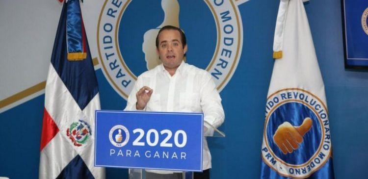 PRM acusa al Salita de fomentar a Gonzalo Fortificación en la ataque del Covid-19