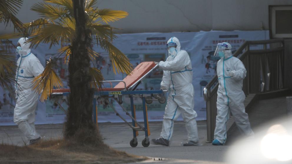 China confirma 830 casos de afectados por el coronavirus