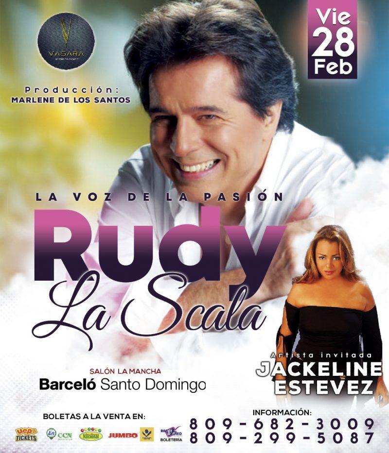 Rudy La Scala Ofrecerá Concierto Romántico En El Mes Del Amor Diariodigitalrd
