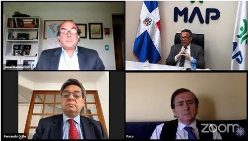 Gozo Camejo destaca vanguardismo servidores públicos en pugilato versus COVID-19