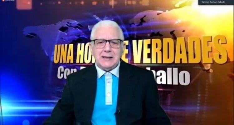 Ramón Ceballo reproche campaña de descredito versus Luis Abinader