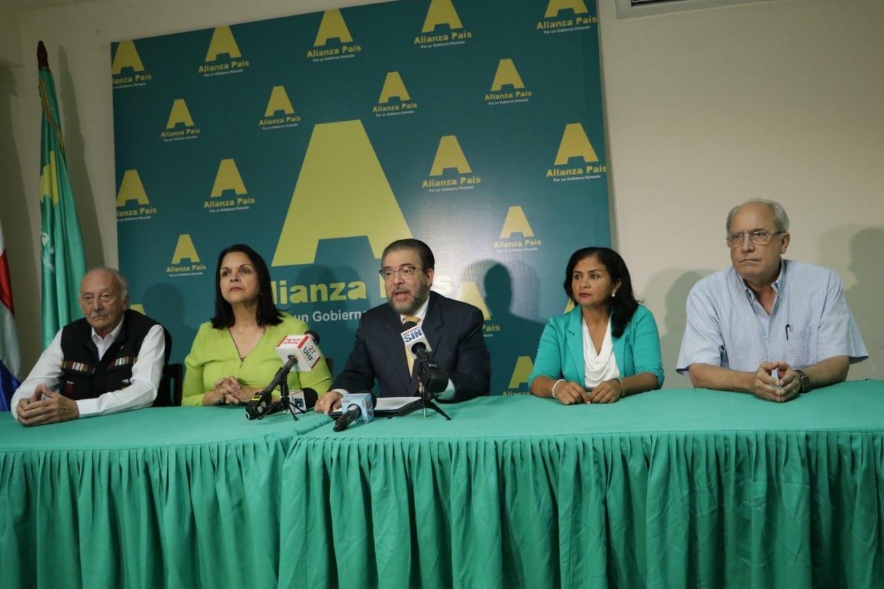 Liga Nacionalidad reclama preámbulo de Guillermo Oscuro del debate