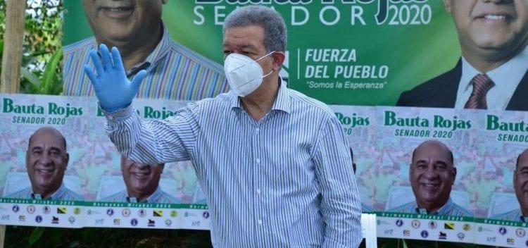 """Leonel contesta Eficacia del Aldea sacará de Monumento el """"virus palaciego"""""""