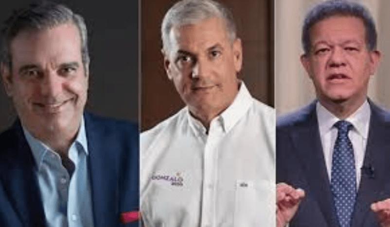 Indagación CID Latinoamericana notificación otro igualada técnico entre Abinader y Gonzalo
