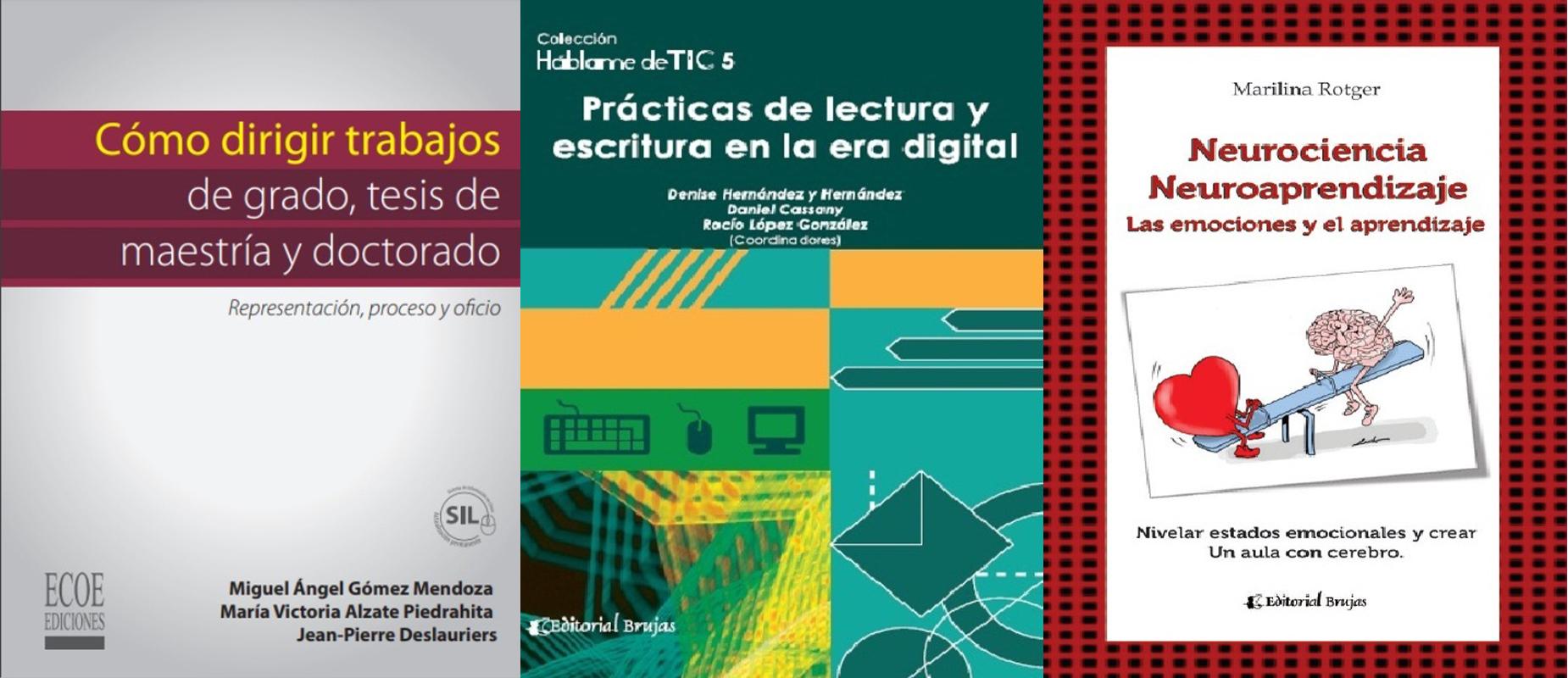 Inafocam pone treinta y ocho libros digitales a disposición de los ...